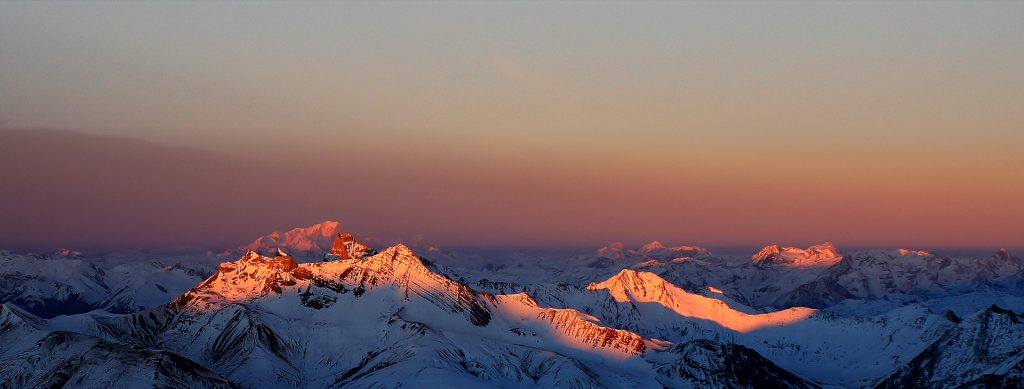 Panoramique Lauze - Deux Alpes