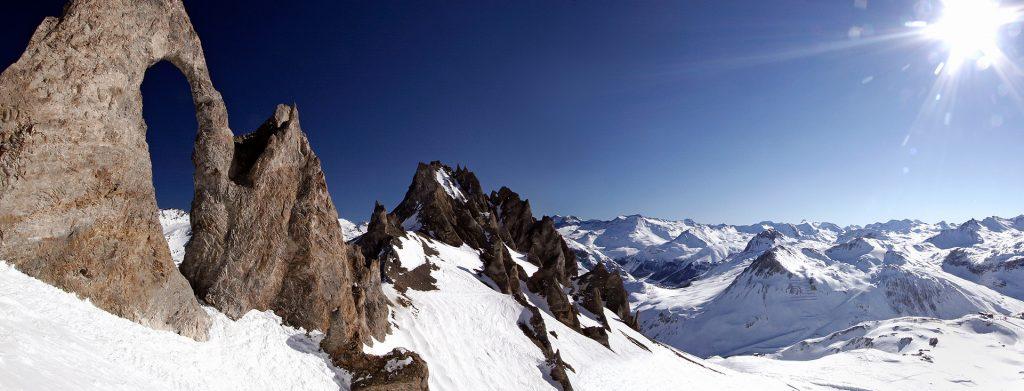 Panoramique Tignes