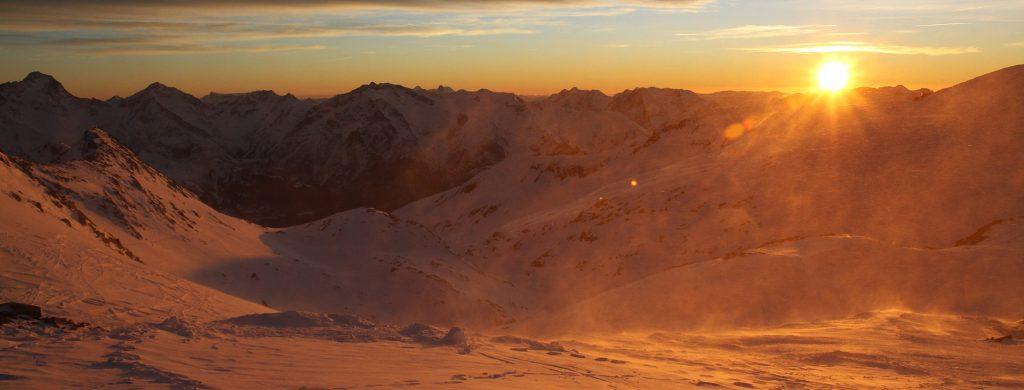 Panoramique Alpe d'Huez