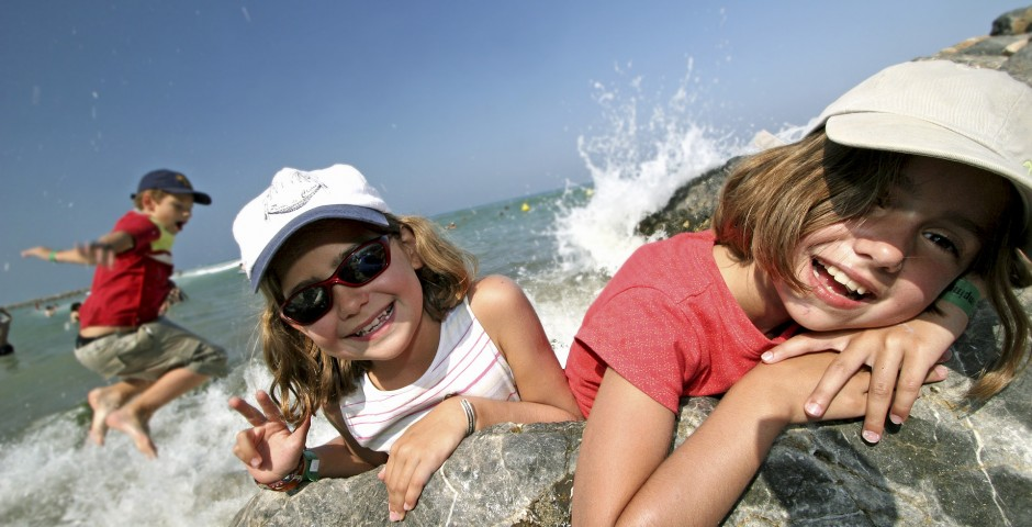 Vacances colo enfants