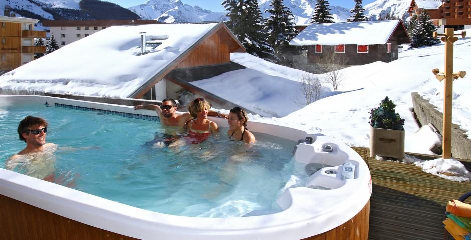 SPA aux Deux Alpes