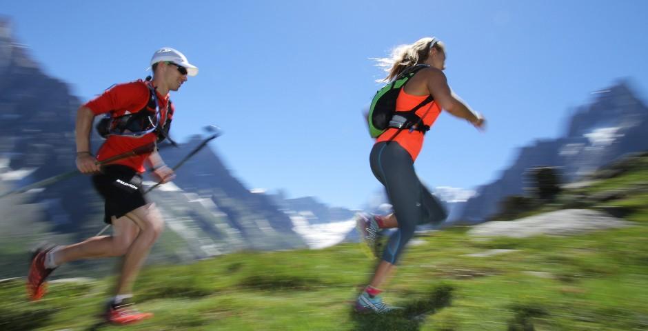 Trail montagne