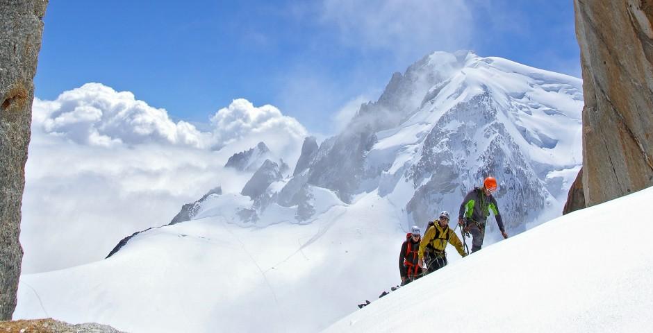 Alpinisme, Chamonix