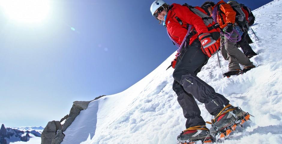 Alpinisme Massif du Mont Blanc